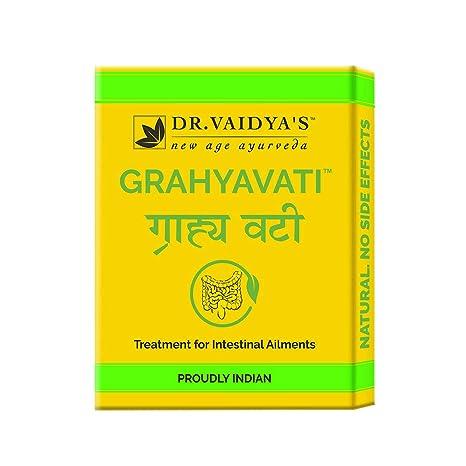 Buy Dr  Vaidya's grahyavati Ayurvedic Pills For Digestion
