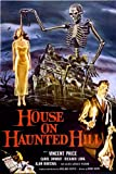 24x36 House on Haunted Hill- Vincent Price Poster