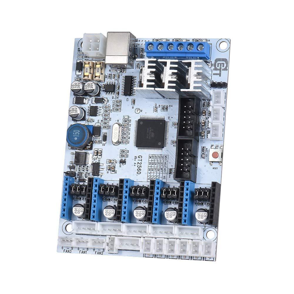 GT2560 3D Printer Controller Board Substitute Mega 2560+Ultimaker/Ramps 1.4 Kit for Geeetech