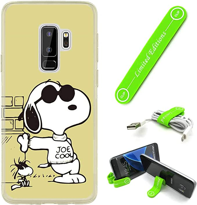 cover samsung s9 snoopy