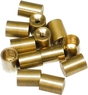 Table Game Accessories Brass Ferrule 11mm Imp Thread For Snooker Pool Cues/stick by OSG