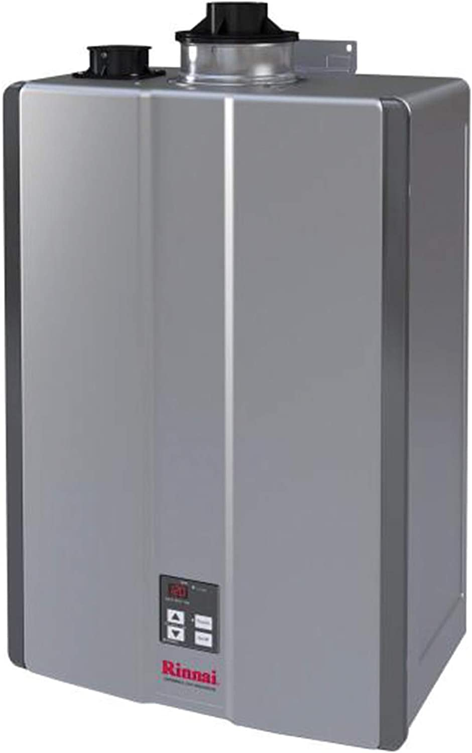 Rinnai RU180iN Sensei Super High Efficiency Tankless Water Heater, 10 GPM - Natural Gas: Indoor Installation