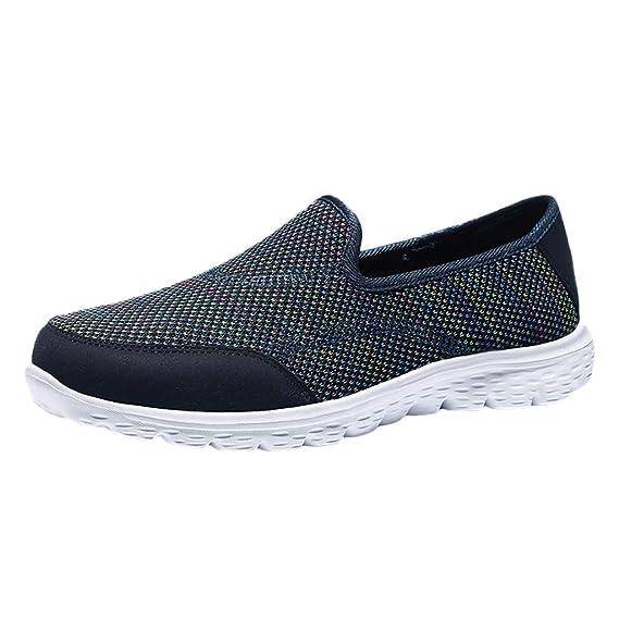 Schuhe Espadrilles FeiBeauty Sandalen Damen Slip On