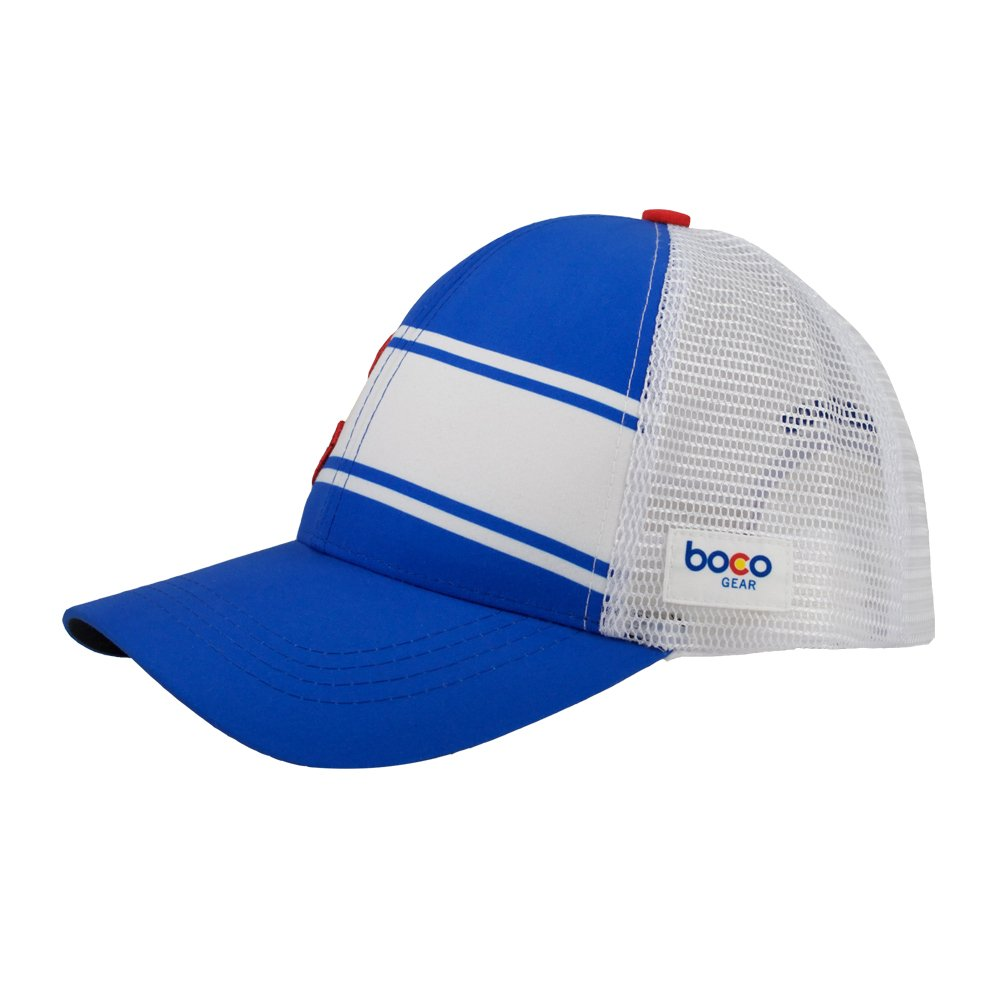 Amazon.com   BOCO Gear Technical Trucker Hat - Colorado Blue   Sports    Outdoors 47381e23344