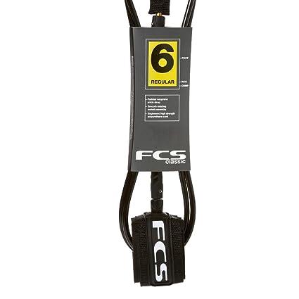 FCS Surfboard Leash Regular Classic 8ft