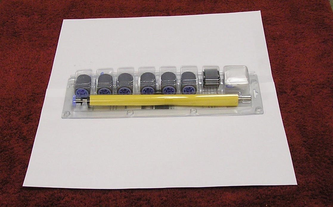 HP 4000 Roller Maintenance Kit , NEW w/ Instructions FBA_4000-RK