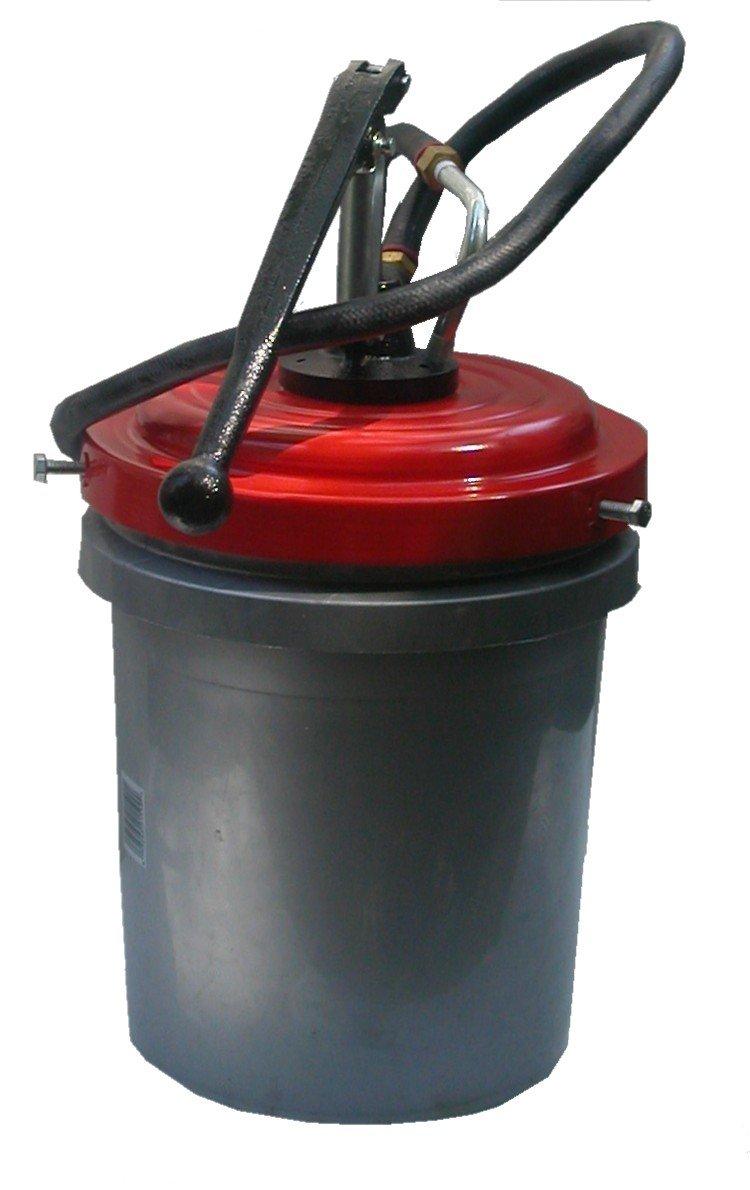 Manual Gear Lube & Aceite dispensador cubo, Bomba ...