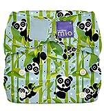 Bambino Mio, Miosolo All-In-One Cloth Diaper, Onesize, Pandamonium