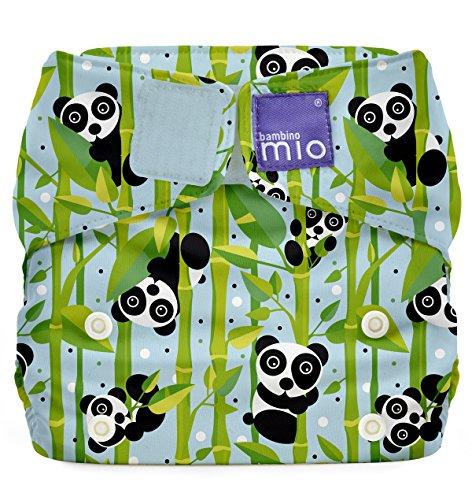Bambino Mio, Miosolo All-In-One Cloth Diaper, Onesize, Pandamonium by Bambino Mio
