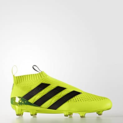 Adidas ACE 17 Purecontrol Firm Ground Mens Football Boots White ZZY4219