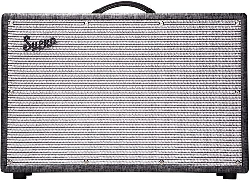 Supro 1799 Statesman 2x12 Extension Cabinet (4x12 Extension Cabinet)