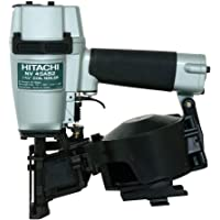 Hitachi NV45AB2 7/8-Inch to 1-3/4-Inch Roofing Nailer (Certified Refurbished)