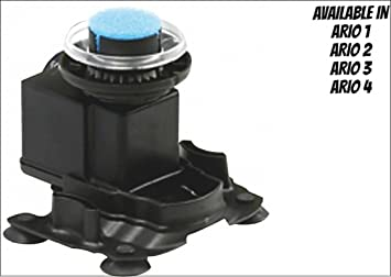 Hydor Ario Fully Submersible Air Pumps Oxygenation Nutrients Tank Hydroponics