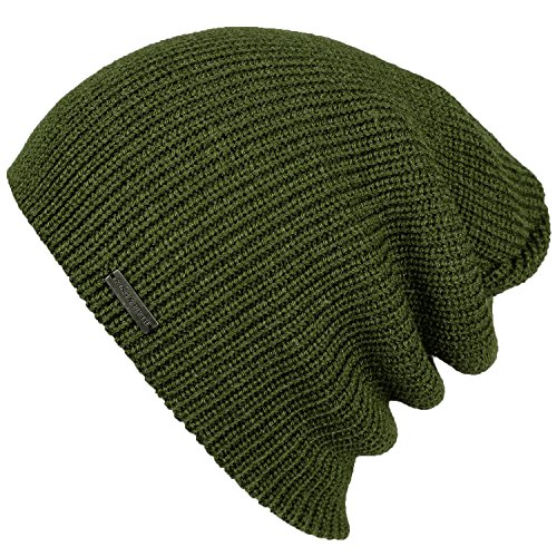 70517ce583f The Best Slouchy Beanie Olive - See reviews and compare
