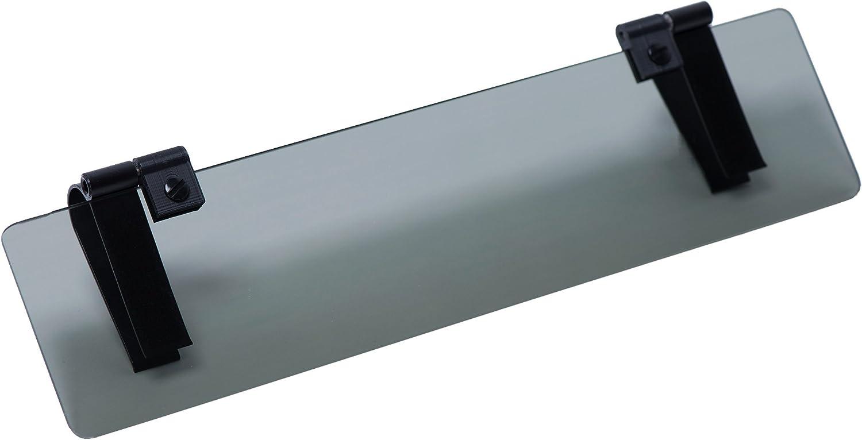 "Glare Guard Polarized Car Visor Extender, Automatic Anti-Glare UV400 Sun Visor Extender Protects from Glare & UV Rays, Improve Safety, Universal 14"" x 3.25"" Fits Cars, Trucks, SUVs & RVs, Made in USA"