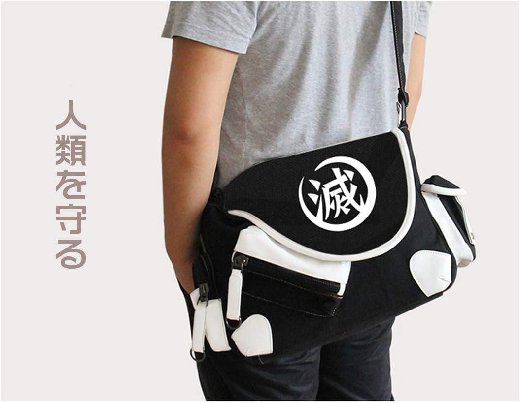 鬼滅の刃 きめつのやいば Yiteng ショルダーバック 収納バッグ かばん