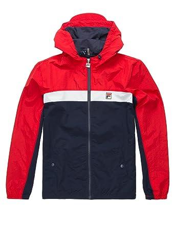 1a0bab8b6fda Fila Men's Clipper Wind Jacket at Amazon Men's Clothing store:
