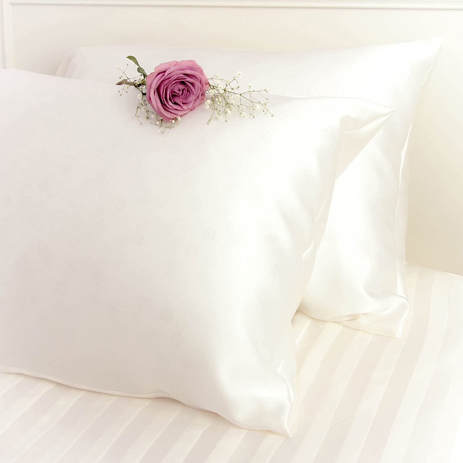 facial cases cushion beauty covers itm by feeling pampered hair for silk pillow