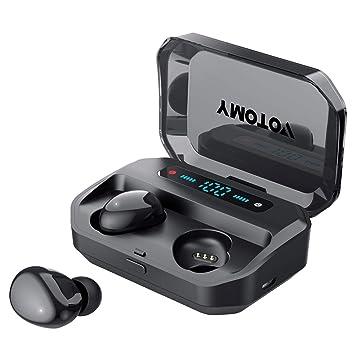 True Wireless Earbuds Votomy Bluetooth 5 0 Earbuds Amazon In Electronics