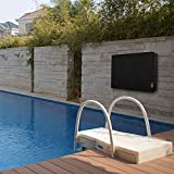 Outdoor TV Cover 70 to 75 inches with Scratch