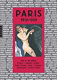 Paris 1919-1939 (French Edition) (Hardcover) [Pre-order 01-06-2021]