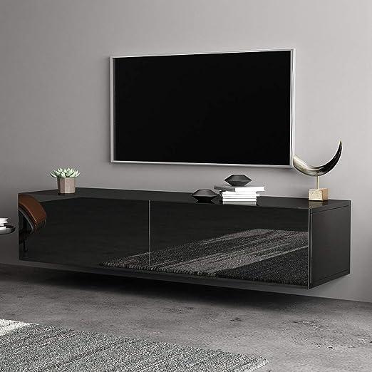 Mueble para Televisión Estilo Moderno 140 x 30 x 40cm Mueble para ...