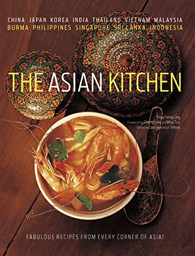 Asian Kitchen by Kong Foong Ling