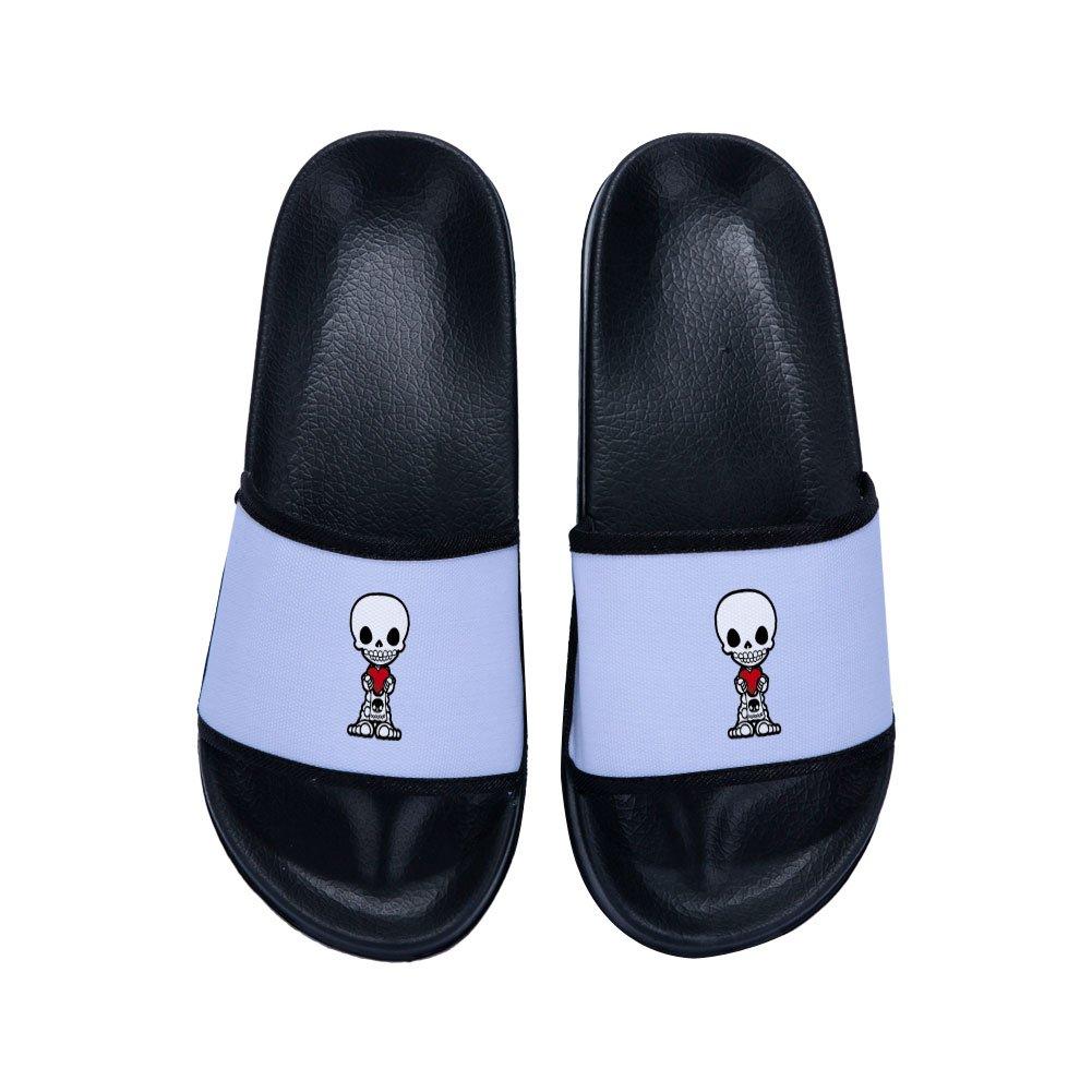 Eric Carl Slide Sandals for Boys Girls Non-Slip Bedroom Swimming Spa Indoor Outdoor Slide Sandals