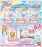 Data Card Dass Aikatsu! Angery Sugar Star Set