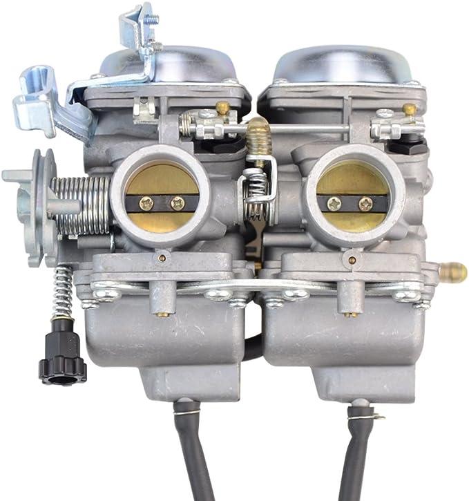 Goofit Doppelvergaser Carburator Doppel Zylinder Chamber 250cc Rebel Cmx 250cc Cmx250 Ca250 Auto