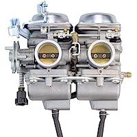 GOOFIT Carburador 26 Moto Chino para 4 Tiempos