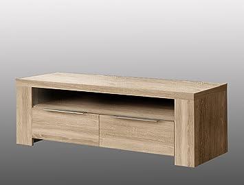 expendio Lowboard Calvin 2 Eiche Sonoma 124x41x50 cm TV ...