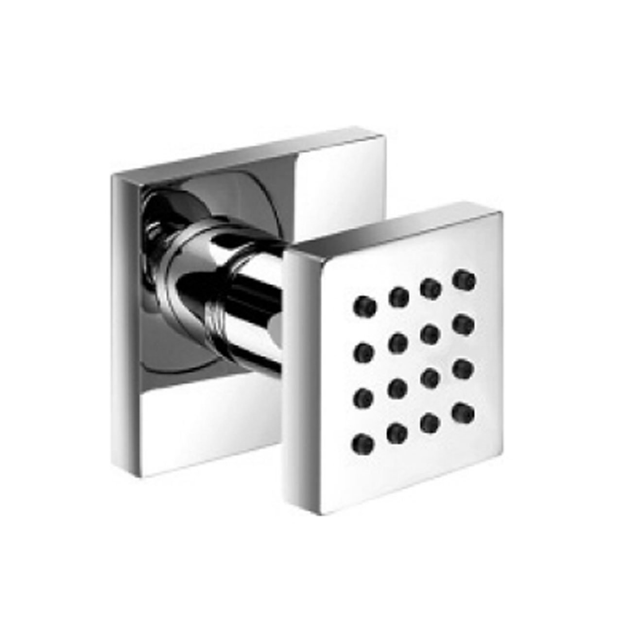 Isenberg 160.6402CP Universal Fixtures Body Jet 1/2'', 160.6402, Polished Chrome
