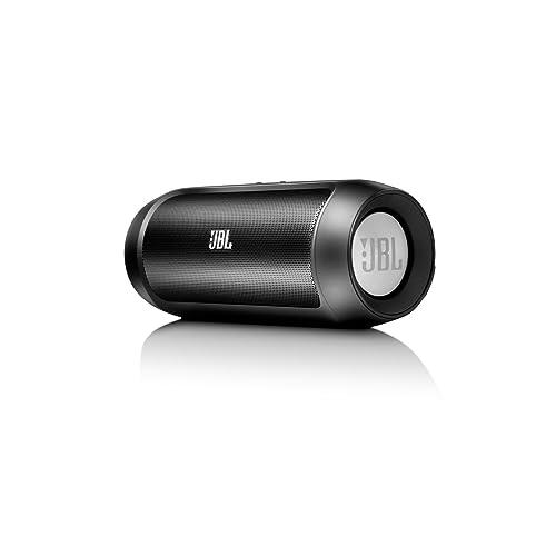 JBL Charge II Altavoz portátil de 15W para dispositivos con Bluetooth negro