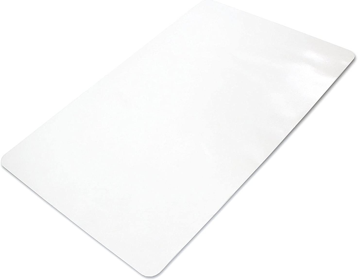 Office Chair Mat for Hard Floors 59 x 47 - Clear Hardwood Mat for Desk Chairs