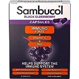 Sambucol Black Elderberry Immuno Forte 30 capsules