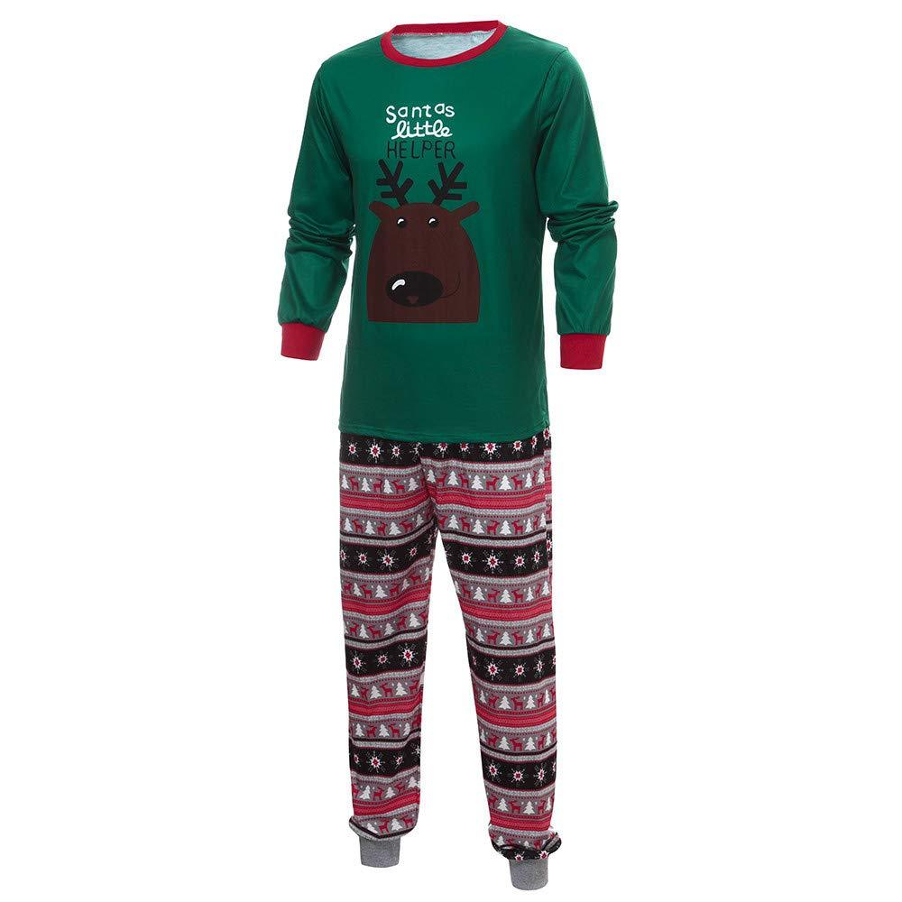 Christmas Sleepwear Family UFODB Herren Kinder Damen Schlafanzug ...
