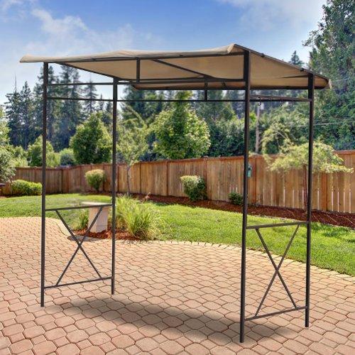 Garden Winds Avon BBQ Shelter Replacement Canopy - RipLoc...
