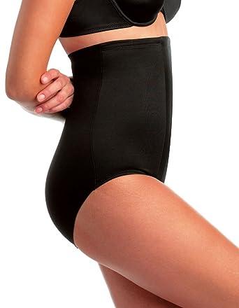 235d5cb5feccb Miraclesuit Shapewear Classic s Black Hi-Waist Brief 2705 3XLge at ...