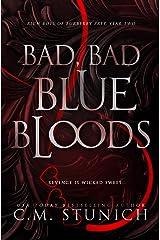 Bad, Bad Bluebloods: A High School Bully Romance (Rich Boys of Burberry Prep Book 2) Kindle Edition