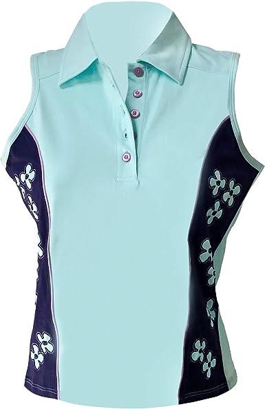 Moose Sportswear Zara - Polo 100 % algodón Pima, supersuave: Amazon.es: Ropa y accesorios