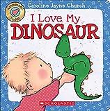 I Love My Dinosaur (Love Meez)