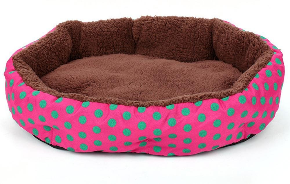 C 58cm 45cm 11cm C 58cm 45cm 11cm Dixinla Pet Bed Pet Nest Thickening Warm Kennel cat nest Cushion