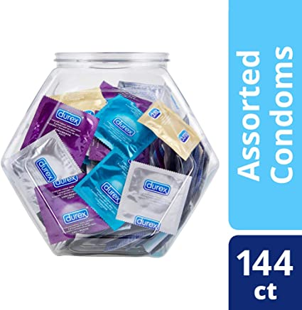 🌷 What is the average expiration date on condoms
