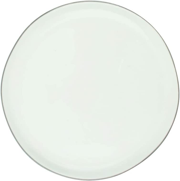Canvas Home Abbesses Salad Plate - Red