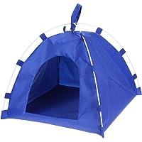 KAYI Pet Tent Oxford Fiber Waterproof Quadrangle Sleeping Playing Bed Outdoor Travel Camping Mat