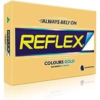 Reflex A4 Copy Paper - Gold Tint - 80gsm - 500 Sheet Ream