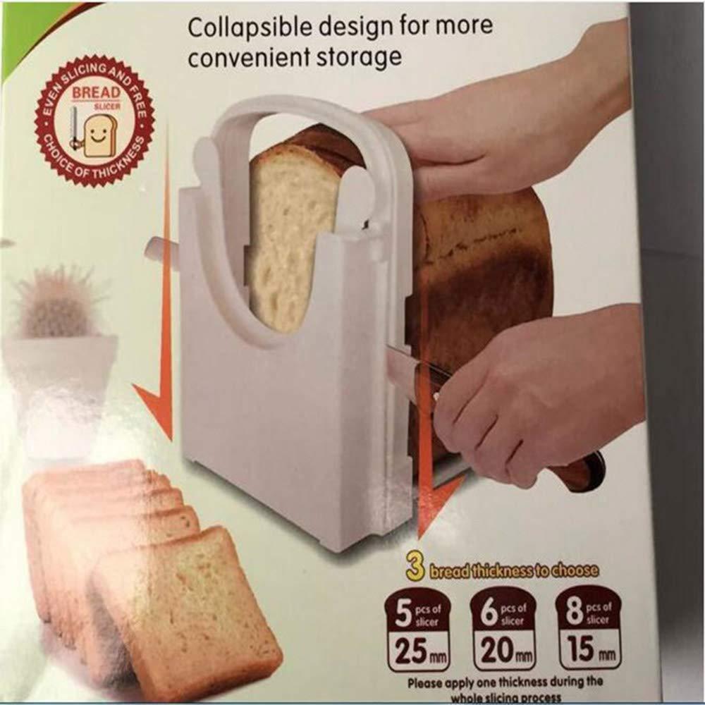 Cortador de pan, cortador de pan ajustable, cortador de pan ...