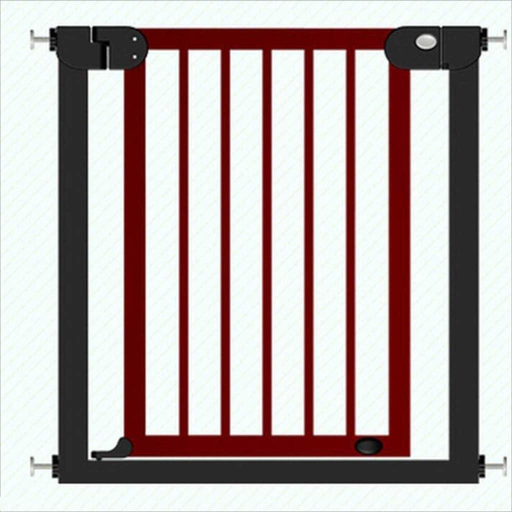 Barandilla- Rejilla Especial Para Barandillas Hebilla De Extensión De Madera Maciza Puerta De Seguridad Para Niños Fácil De Instalar Protección De La Salud Y Del Medio Ambiente -QIANDING