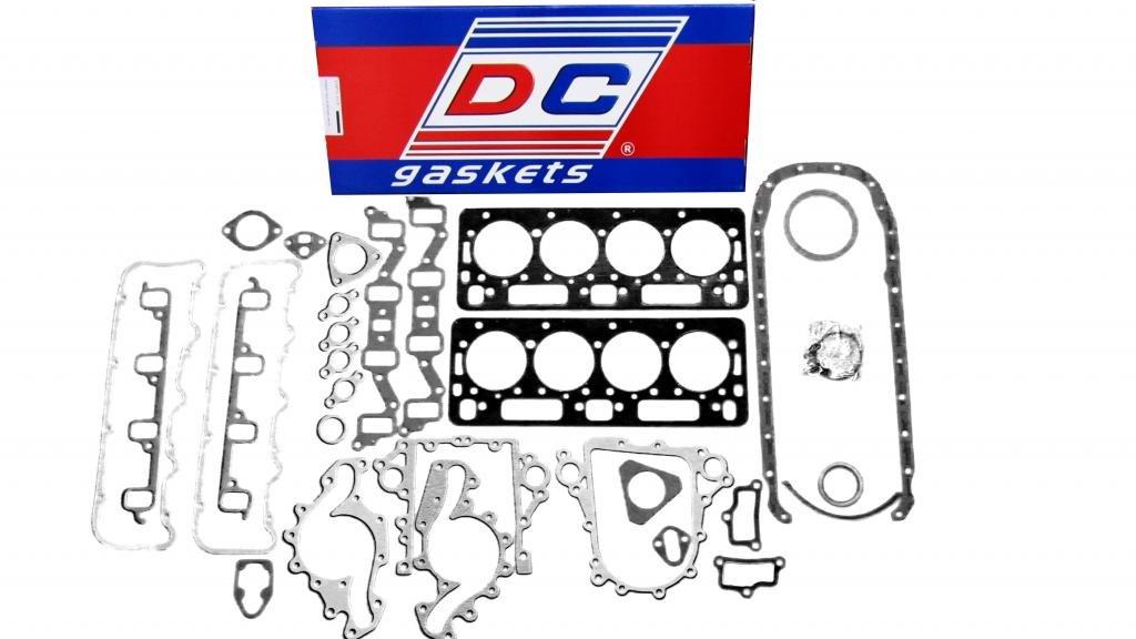 DC Gaskets FULL GASKET SET for GM 6.5L Diesel Engine; Includes Head Gaskets